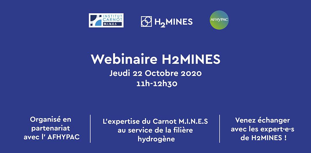 Webinaire H2MINES
