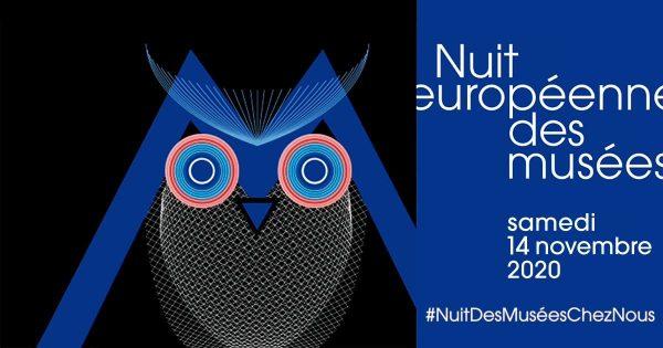 La Nuit européenne des Musées 2020 sera numérique