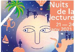 Nuit de la lecture avec Laurent Gaudé
