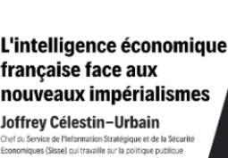 L'intelligence économique française face aux nouveaux impérialismes