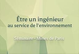 Séminaire du pole entreprise du BDE de MINES ParisTech :