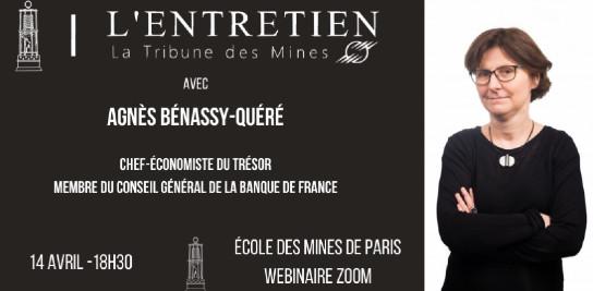 Rencontre avec Agnès Bénassy-Quéré