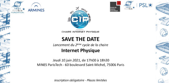 2<sup>e</sup> cycle de la chaire Internet physique