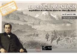 Le Prince Napoléon : expédition et collectes dans les mers du Nord