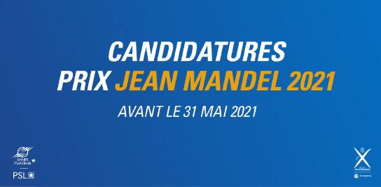 Prix Mandel 2021