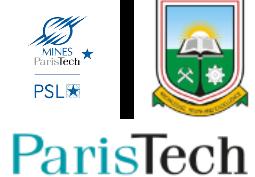 Rencontre Géosciences MINES ParisTech - UMaT (University of Mines and Technology)