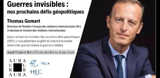 Guerres invisibles : nos prochains défis