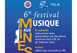 Festival Musique aux Mines